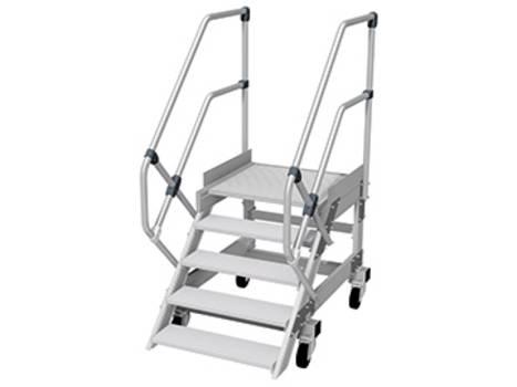 Mobiler Zugang aus Aluminium