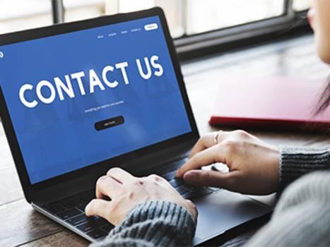 Der schnellste Weg uns eine Nachricht zukommen zu lassen. Nutzen Sie unser Kontaktformular!