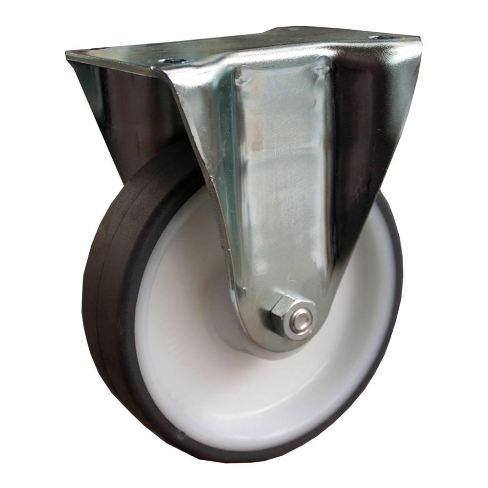 Bockrolle 160 mm