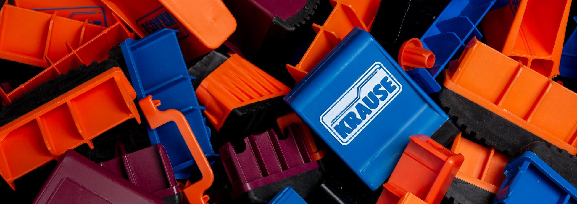 Zubehör und Ersatzteile für KRAUSE Leitern