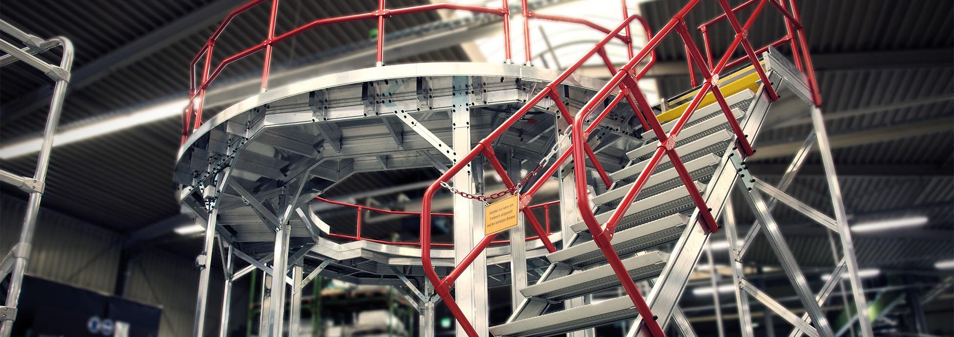 Sonderlösungen und Sonderbau aus Aluminium