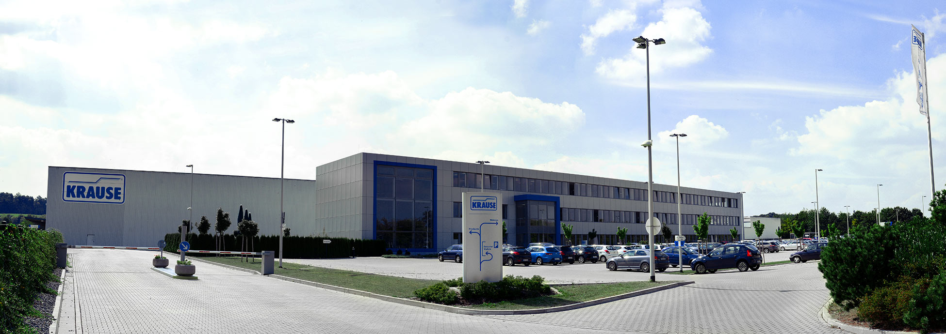 Das KRAUSE-Werk in Alsfeld